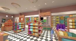 Walibi Retail Office